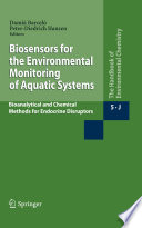 Biosensors for the Environmental Monitoring of Aquatic Systems