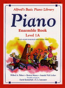 Alfred's Basic Piano Course Ensemble Book, Bk 1a