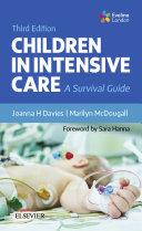 Children in Intensive Care E-Book