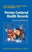 Person-Centered Health Records Book