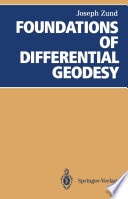 Foundations of Differential Geodesy