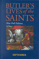 Butler s Lives of the Saints  September