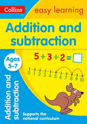 Addition and Subtraction Ages 5 7
