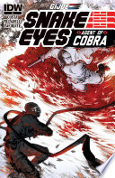 G I Joe Snake Eyes Agent Of Cobra 4 book