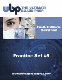 The Ultimate Board Prep Practice Set  5   Preparing for the Anesthesia Oral Boards