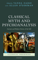 Classical Myth and Psychoanalysis