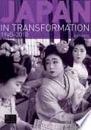 Japan in Transformation  1945 2010