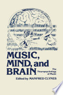 Music  Mind  and Brain