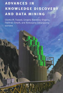 Advances In Knowledge Discovery And Data Mining : discovery, classification and clustering, trend and...