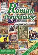 Allgemeiner Roman-Preiskatalog