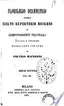 La giovinezza di Shakespeare commedia in tre atti di Antonio Bellotti
