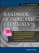 Best Handbook of Inorganic Chemicals