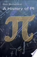 A History of  pi   pi
