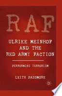 Ulrike Meinhof and the Red Army Faction