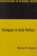 Dialogues in Arab Politics