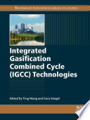 Integrated Gasification Combined Cycle  IGCC  Technologies