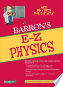 Barron s E Z Physics