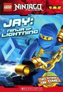 Jay Ninja Of Lightning
