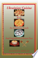 illustration Ukrainian Cuisine with an American Touch and Ingredients-Gluten Free