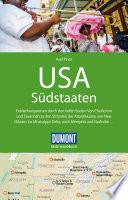 DuMont Reise Handbuch Reisef  hrer USA  S  dstaaten