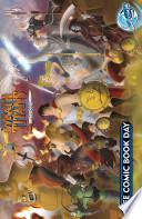 Wrath of the Titans  Cyclops Burt Ward Boy Wonder FCBD