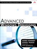Advanced Windows Debugging