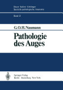 Pathologie des Auges