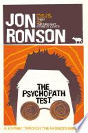 Ebook The Psychopath Test Epub Jon Ronson Apps Read Mobile