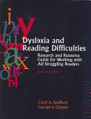 Dyslexia and Reading Difficulties