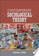 Contemporary Sociological Theory