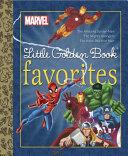 download ebook marvel heroes little golden book favorites #1 (marvel) pdf epub