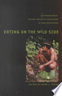 Eating On The Wild Side