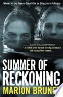 Summer of Reckoning Book PDF