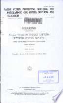 Native Women Book PDF