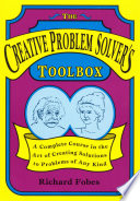 The Creative Problem Solver s Toolbox