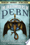 The Dragonriders Of Pern book