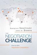 The Negotiation Challenge