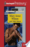 Ebook Just One Touch Epub Mary Anne Wilson Apps Read Mobile