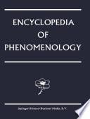 Encyclopedia of Phenomenology