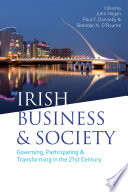 Irish Business and Society