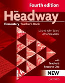 New Headway  Elementary Fourth Edition  Teacher s Book   Teacher s Resource Disc