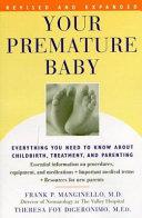 Your Premature Baby Book PDF