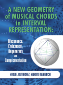 A New Geometry of Musical Chords in Interval Representation