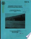 Greenbrier Pipline Project