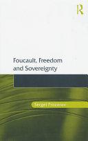download ebook foucault, freedom and sovereignty pdf epub