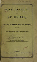 Some Account of St. Brigid, and of the See of Kildare, with Its Bishops, and of the Cathedral, Now Restored