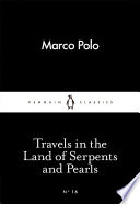 Travels in the Land of Serpents and Pearls