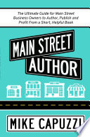 Main Street Author Book PDF