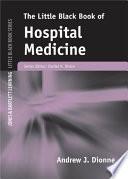Little Black Book of Hospital Medicine