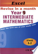 Year Nine Intermediate Mathematics